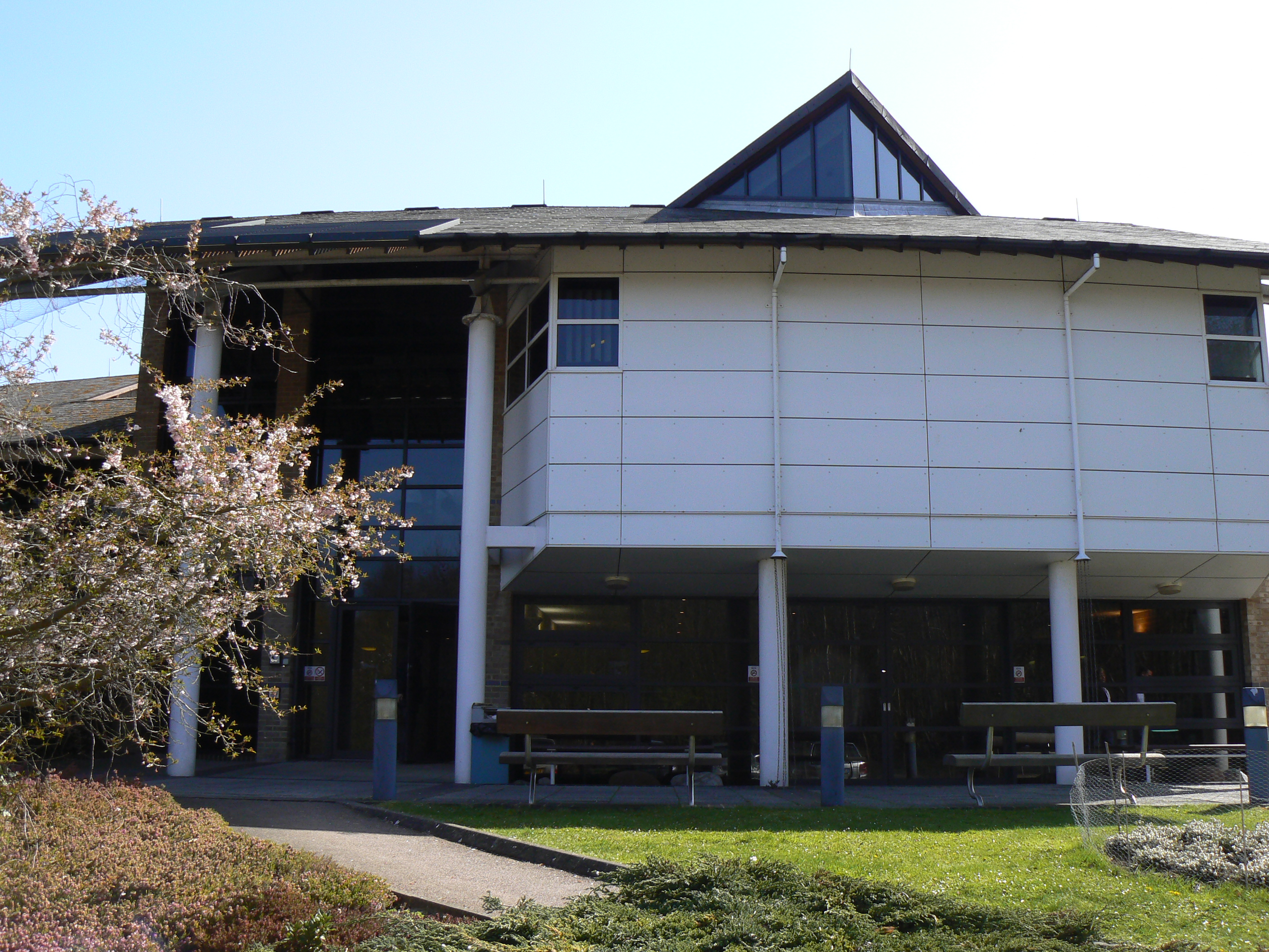 Kent Business School ( formerly Canterbury Business School )